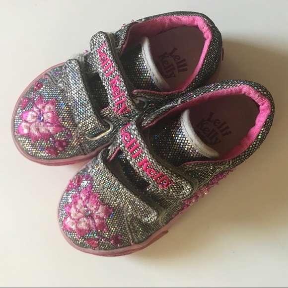 aef5a8f992bff Lelli Kelly Kids Shoes   Sparkly Embroidered Beaded Shoe   Poshmark